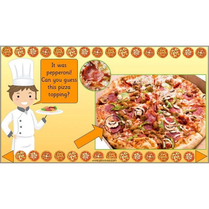PlanBee Cooking Year 2 DT | Cooking with Kids Pizza | PlanBee