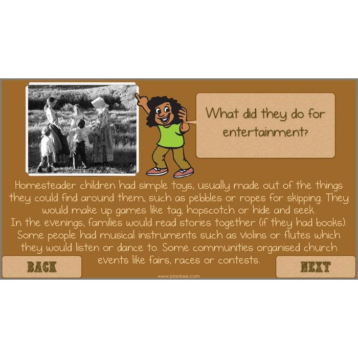 PlanBee The Wild West - Primary History Lessons for KS2 - Year 3 & Year 4