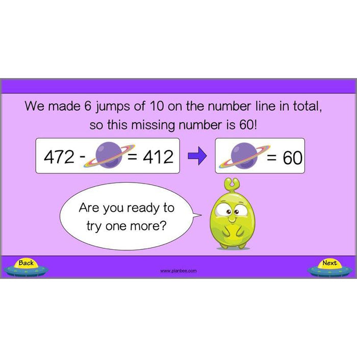 PlanBee Mental Subtraction: Addition and Subtraction Year 3 Maths