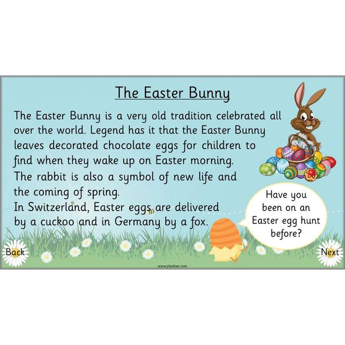 PlanBee Easter Beginnings KS1 Easter Lessons by PlanBee
