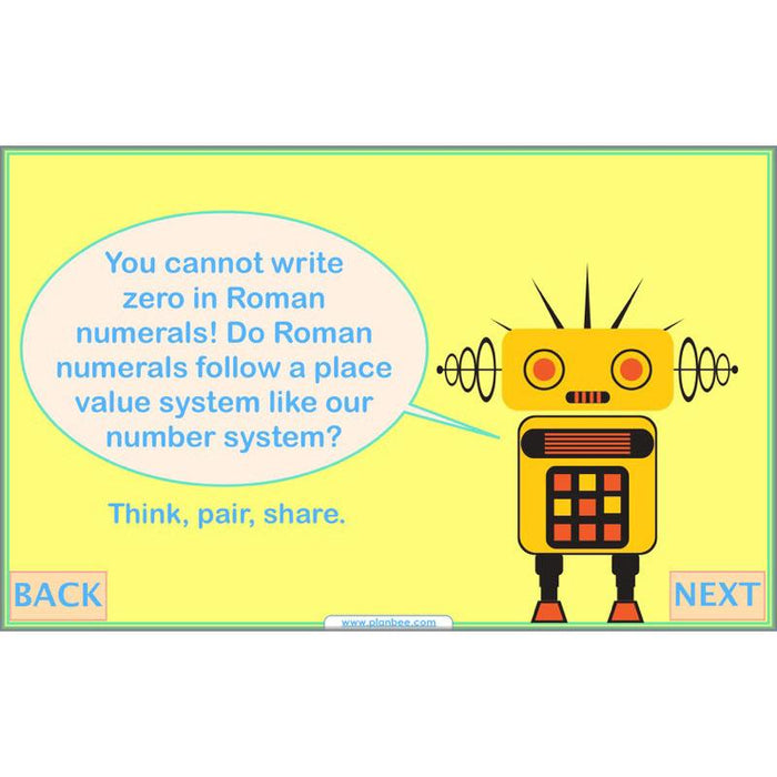 PlanBee Place Value and Ordering: Year 4 Number & Place Value Maths Lessons