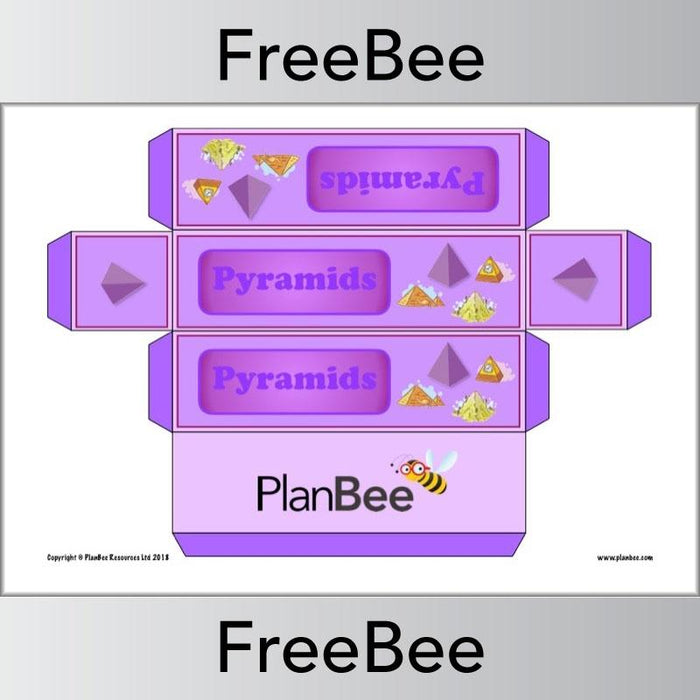 PlanBee FREE Class Group Names 3D Shapes | PlanBee