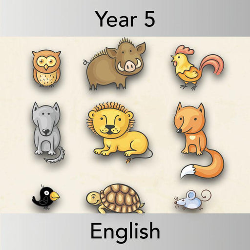 PlanBee Aesop's Fables KS2 Lesson Pack | Year 5 English