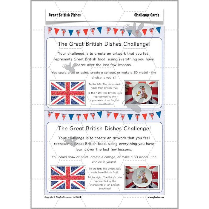 Great British Dishes