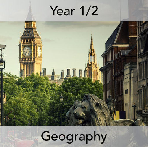 PlanBee Let's Explore London KS1 | London Topic Planning KS1 Geography