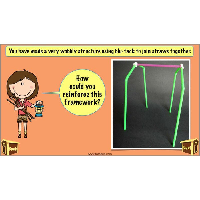 PlanBee Shelters: DT Structures Lesson Plans and Resources KS2