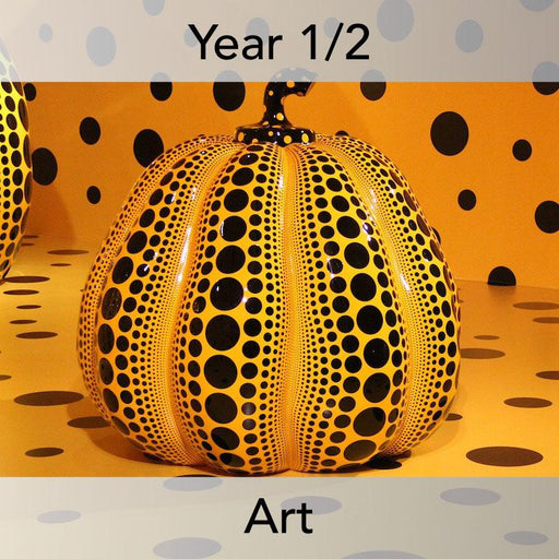 PlanBee Yayoi Kusama Lesson Plan - Famous Artists KS1