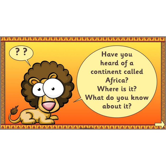 PlanBee African Art KS1: Year 1 & 2 Art Lessons by PlanBee