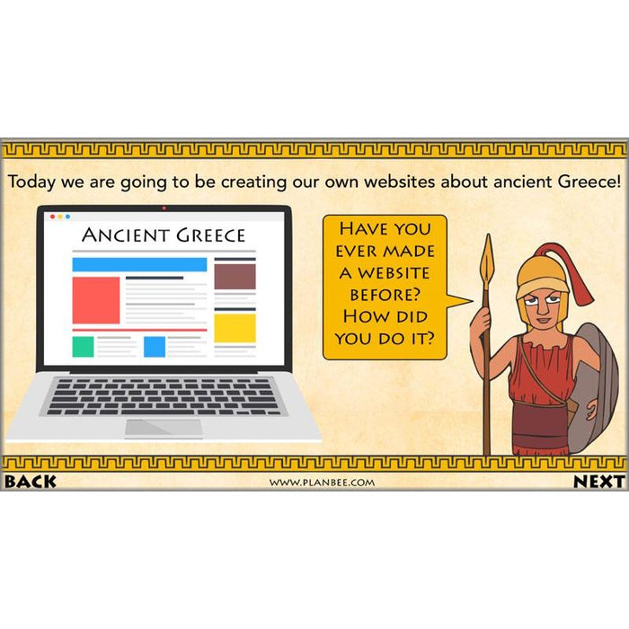 PlanBee Ancient Greece KS2 Planning and Topic Resources by PlanBee