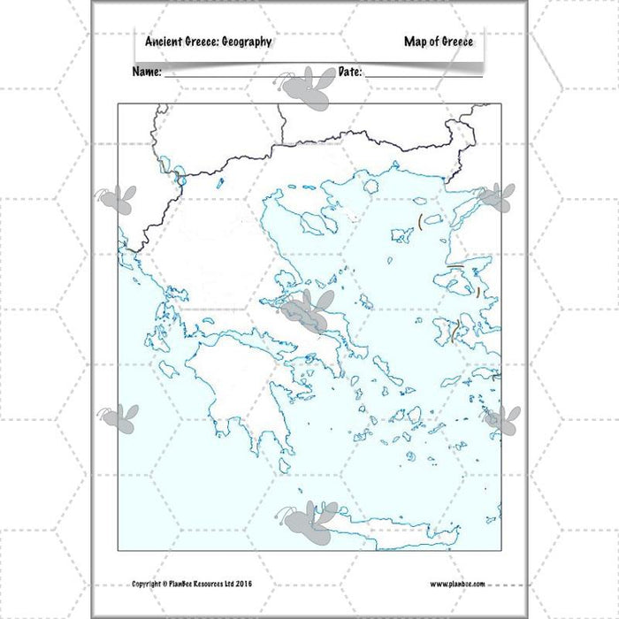 Ancient Greece: Geography | The Geography of Greece
