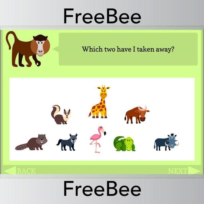 Animals of the World Brain Teasers