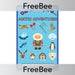 PlanBee Arctic Adventures Topic Cover | PlanBee FreeBees