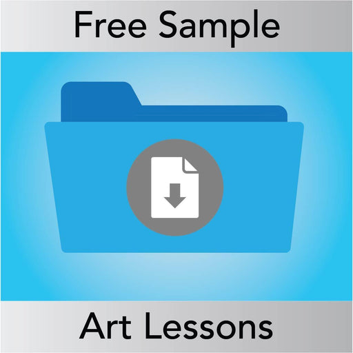 PlanBee Free Sample Primary Art Lessons for KS1 and KS2 from PlanBee