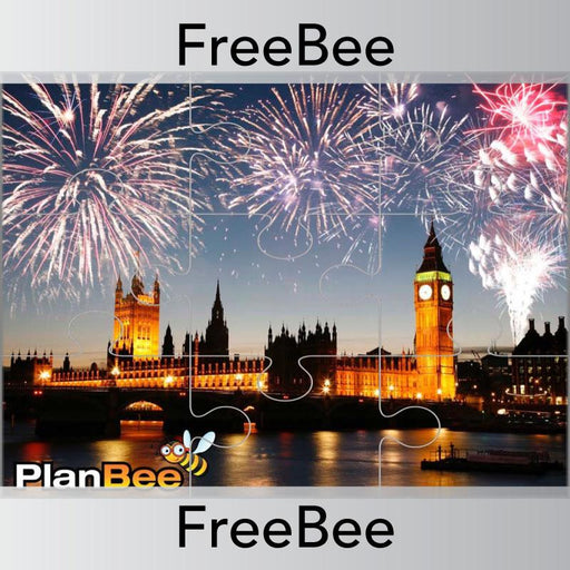 PlanBee Bonfire Night FreeBeePack