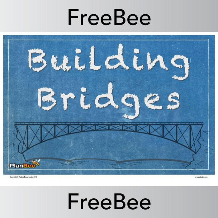 Building Bridges Display Pack