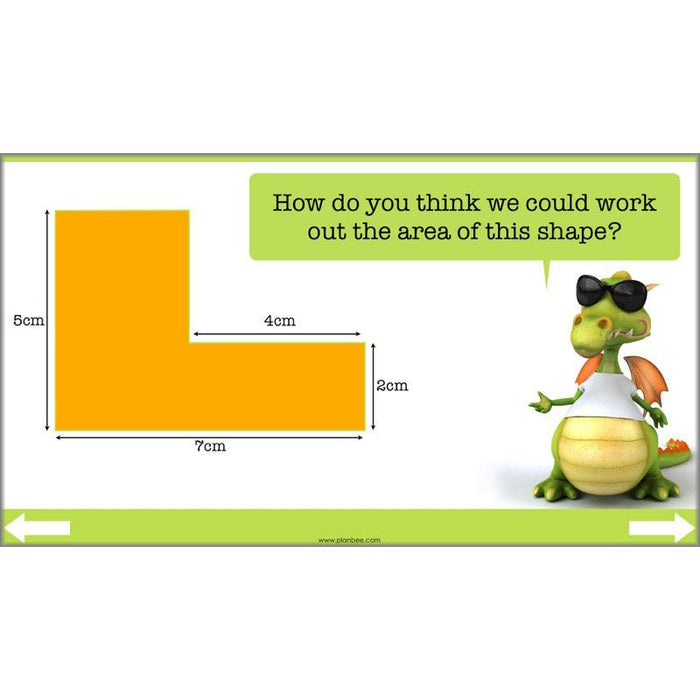 Compound Shapes Volume and Area: KS2 Maths