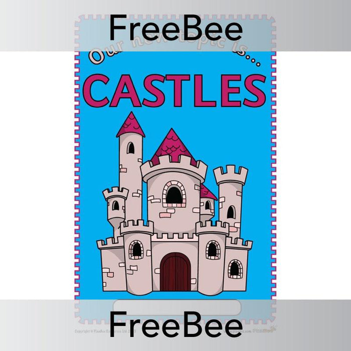 Castles Topic Cover