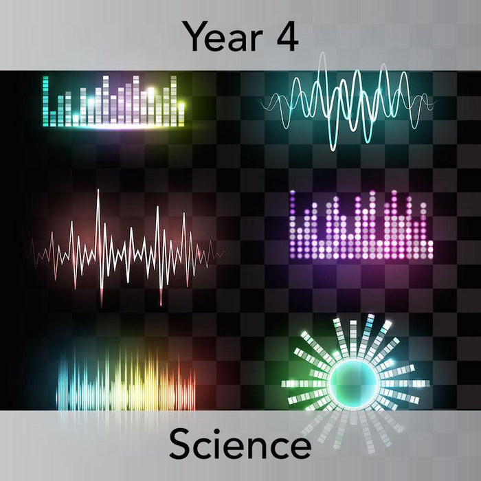 PlanBee Changing Sound Year 4 Science Planning | Sound KS2 Lessons