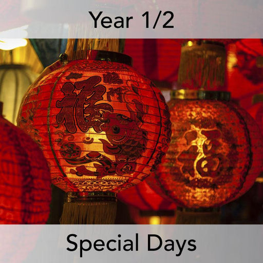 PlanBee Chinese New Year  - KS1 - Planning and Resources - PlanBee