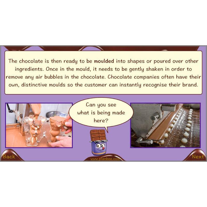 PlanBee Cross-Curricular Chocolate Topic KS2 Lessons by PlanBee
