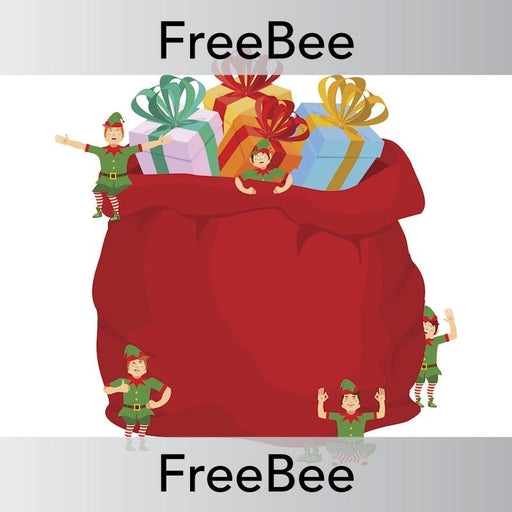 PlanBee Christmas FreeBees: KS1 and KS2 Time-Fillers