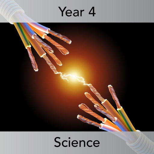 PlanBee Year 4 Electricity Planning | Circuits and Conductors | KS2 Science