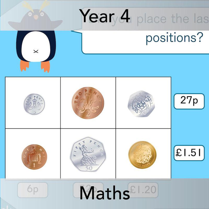 FREE Sample Lesson: Coin Conundrum