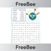PlanBee Countries of the World | PlanBee FreeBees