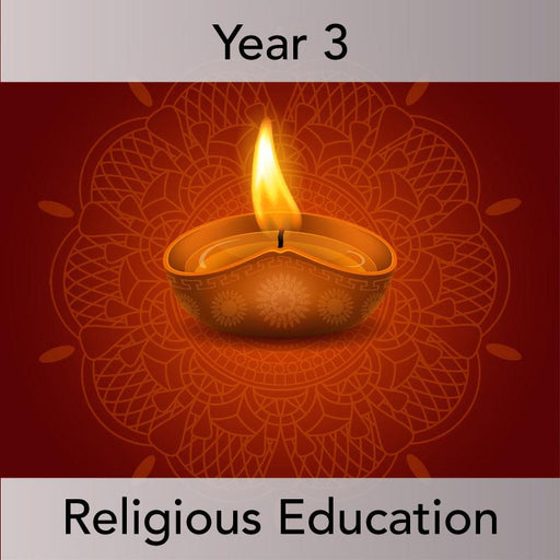 PlanBee Diwali KS2 Lesson Plan Pack for Year 3 | RE