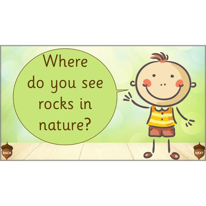Earth Art: Rock Painting