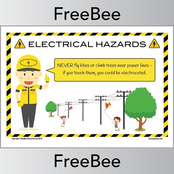 Electrical Hazards Posters
