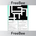 PlanBee Extreme Earth Crossword | PlanBee FreeBees