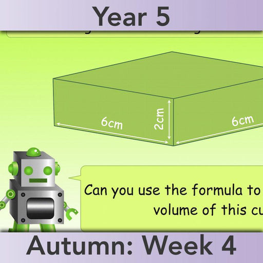 PlanBee Measuring Shapes Year 5 Maths Planning by PlanBee