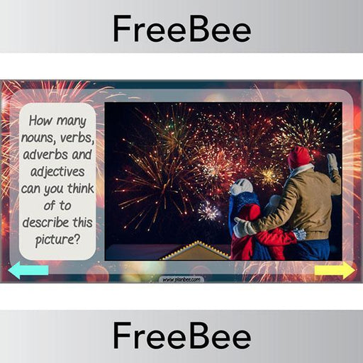 describe-firework-picture