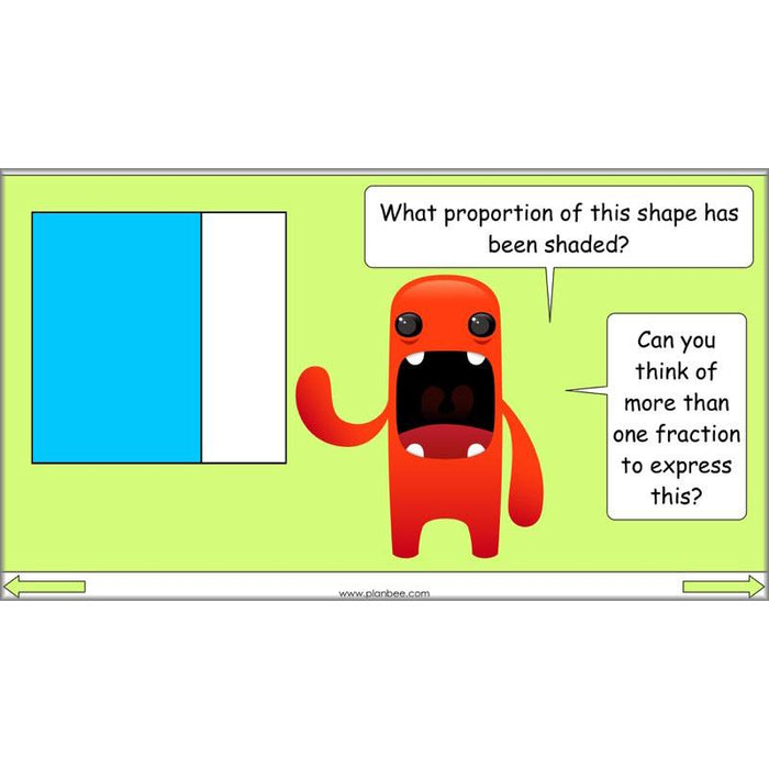 Fractions and Proportion