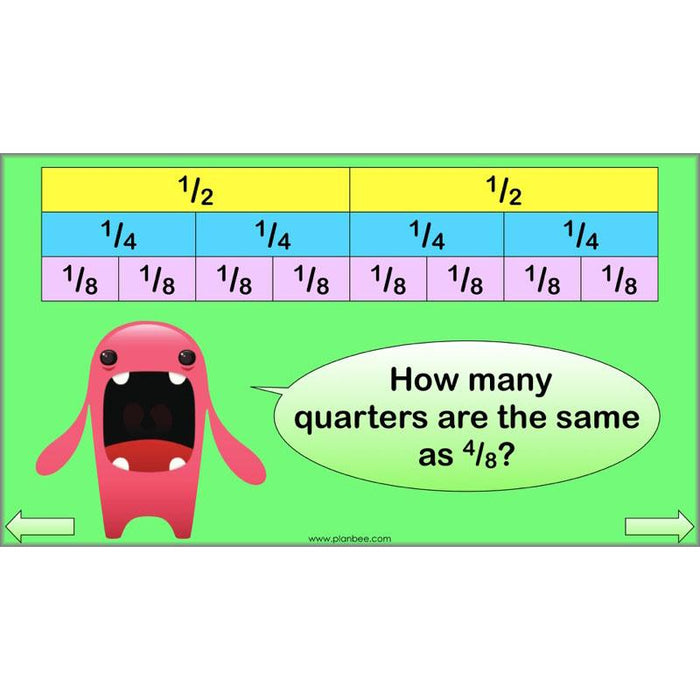Fractions in Action: Finding Equivalences