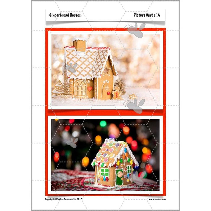 Gingerbread Houses: Design