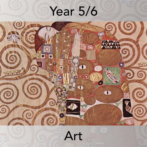 PlanBee Gustav Klimt KS2 | Famous Artists Lessons by PlanBee