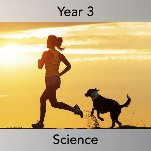 PlanBee Animals Including Humans Year 3 Planning Pack | KS2 Science Lessons