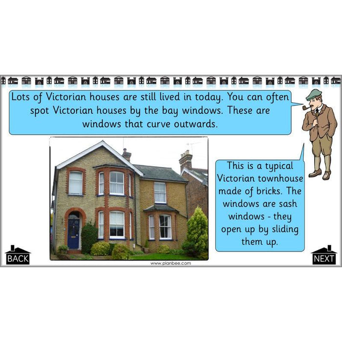 Homes In The Past Ks1 History Planning For Year 1