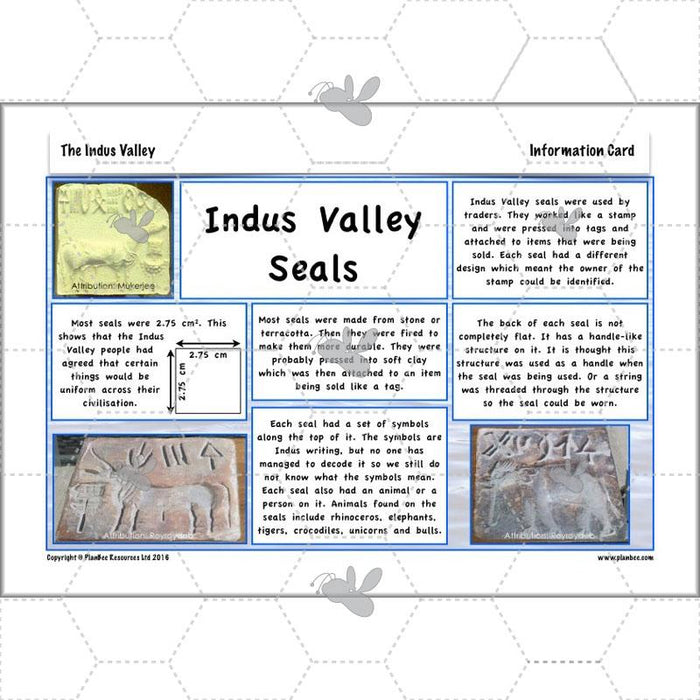 The Indus Valley: Trade and Crafts