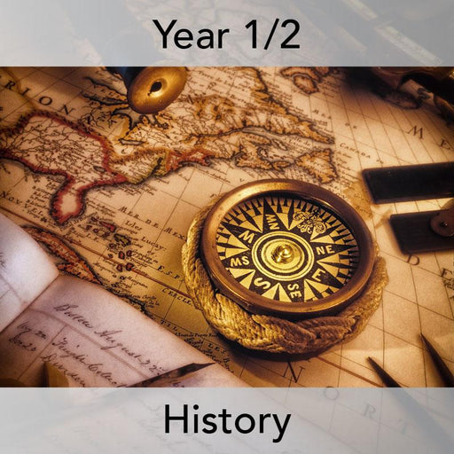 PlanBee Famous Explorers KS1 History Planning by PlanBee