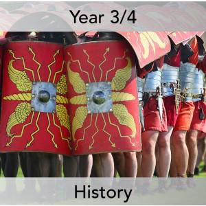 PlanBee Roman Invasion of Britain KS2 | Roman Britain Year 3 Year 4 Lessons