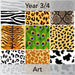 PlanBee Investigating Patterns - KS2 Art Primary Resources for Year 3 & Year 4