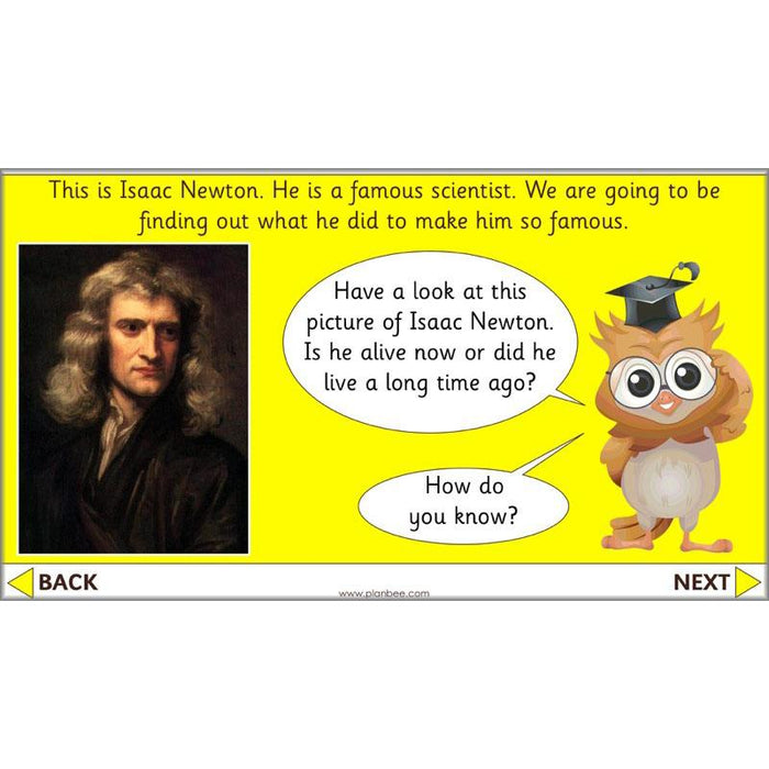 Isaac Newton: Early Life