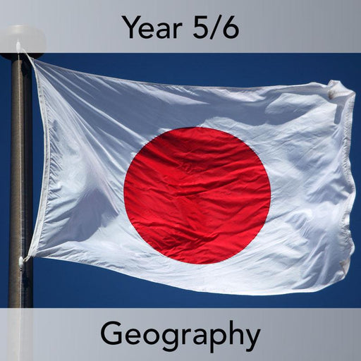 PlanBee Japan Today: KS2 Geography Planning and Resources Year 5 & Year 6