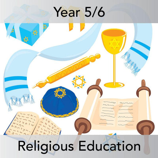 PlanBee Jewish Worship and Community - KS2 RE Lesson Plans for Year 5 & Year 6