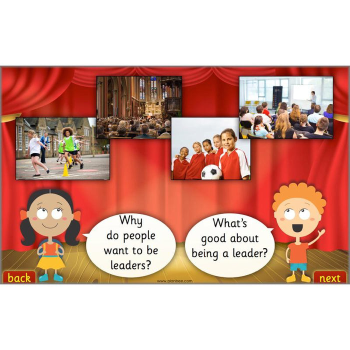 Leaders and Teachers