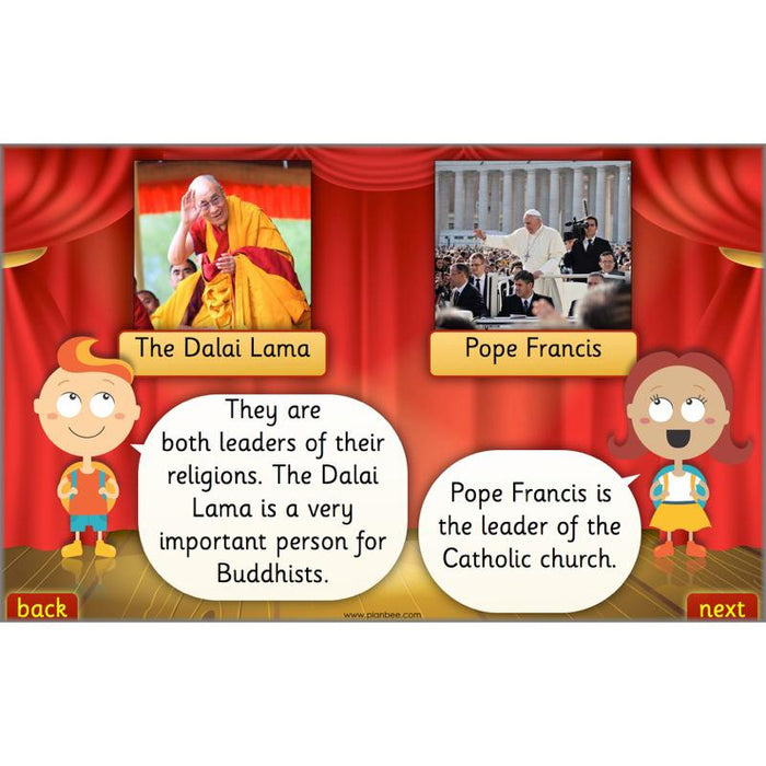 PlanBee Leaders and Teachers - Religious Education | KS1 RE Lessons