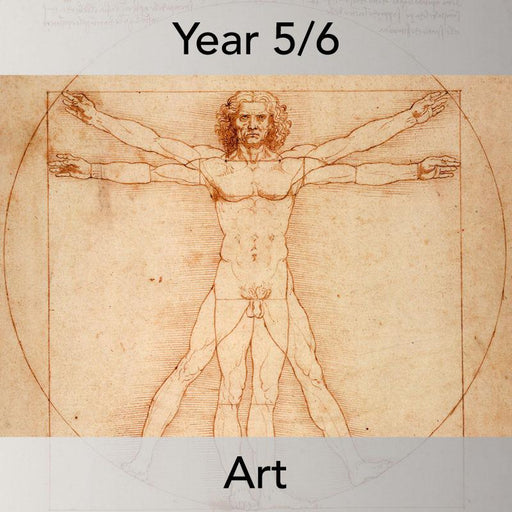 PlanBee Leonardo da Vinci Art Lessons for KS2 by PlanBee
